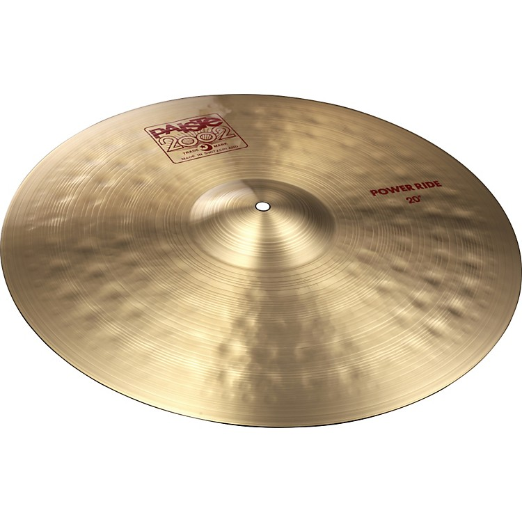 Paiste 2002 Power Ride Cymbal 22 in.