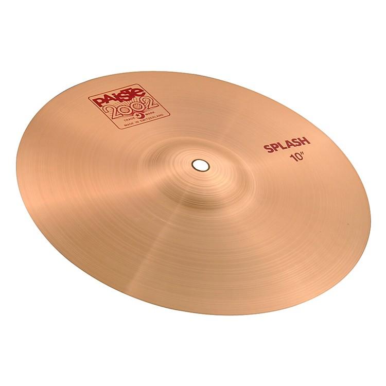 Paiste2002 Splash Cymbal10 in.