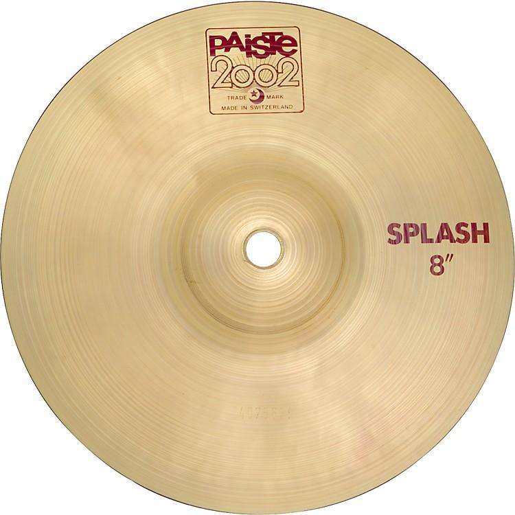 Paiste2002 Splash Cymbal8 in.