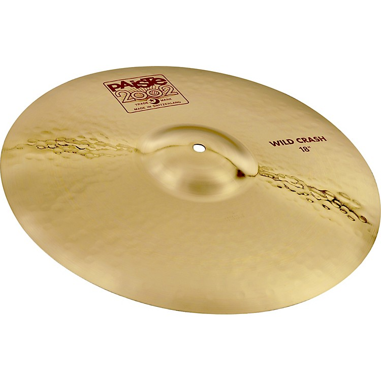 Paiste 2002 Wild Crash Cymbal 18 in.