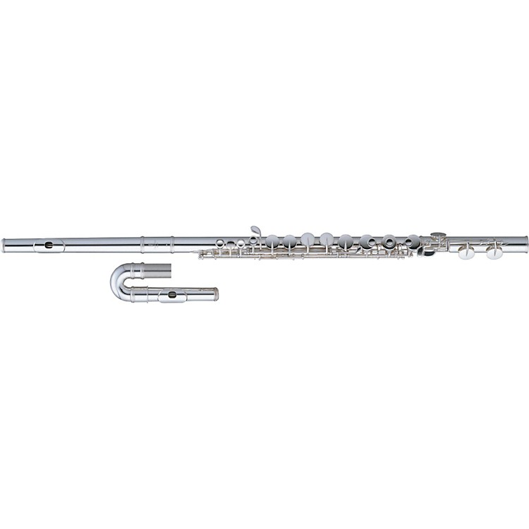 Pearl Flutes 201 Series Alto Flute Straight And Curved Headjoints