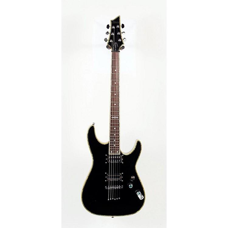 Schecter Guitar Research2011 C-1 Artist III Electric GuitarBlack888365049335