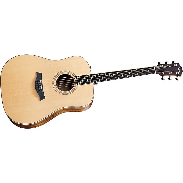 Taylor 2012 DN3e-L Sapele/Spruce Dreadnought Left-Handed Acoustic-Electric Guitar