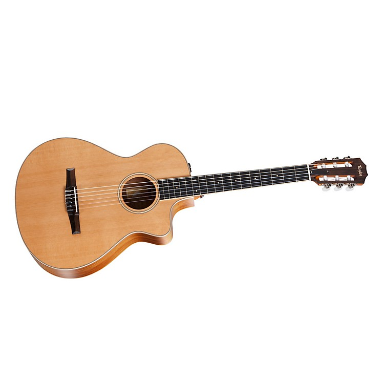 Taylor2012 Fall Limited Grand Concert Nylon String Acoustic-Electric Guitar