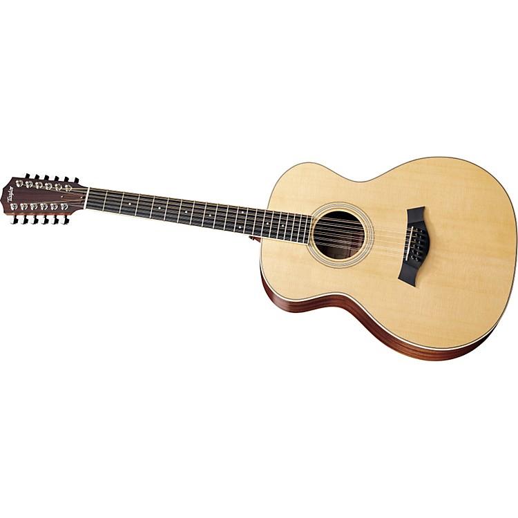 Taylor2012 GA3-12-L Sapele/Spruce Grand Auditorium 12-String Left-Handed Acoustic Guitar