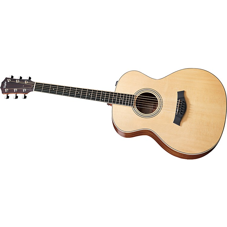 Taylor 2012 GA3e-L Sapele/Spruce Grand Auditorium Left-Handed Acoustic-Electric Guitar