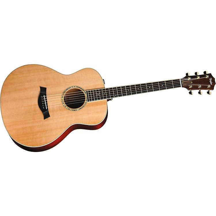 Taylor2012 GA6-L Maple/Spruce Grand Auditorium Left-Handed Acoustic Guitar
