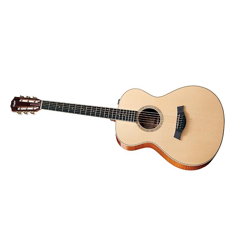 Taylor2012 GC6e-L Maple/Spruce Grand Concert Left-Handed Acoustic-Electric Guitar