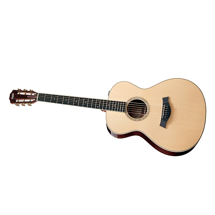 Taylor 2012 GC8e-L Rosewood/Spruce Grand Concert Left-Handed Acoustic-Electric Guitar