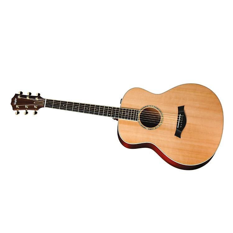 Taylor2012 GS5e-L Mahogany/Cedar Grand Symphony Left-Handed Acoustic-Electric Guitar