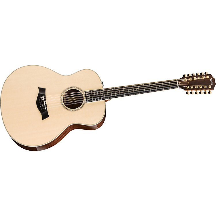 Taylor2012 GS8e-12 Rosewood/Spruce Grand Symphony 12-String  Acoustic-Electric Guitar