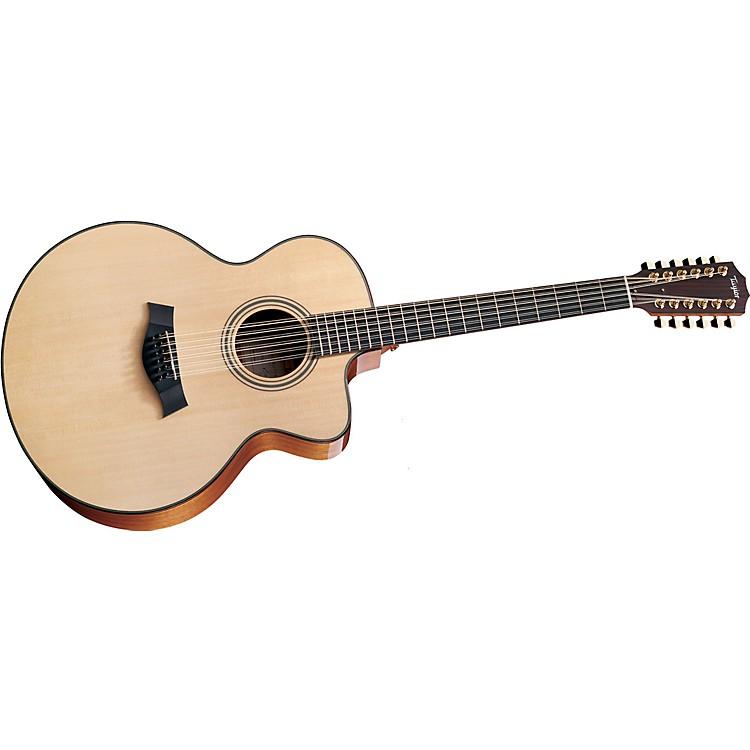 Taylor2012 LKSM-L Leo Kottke Signature Model 12-String Left-Handed Acoustic Guitar
