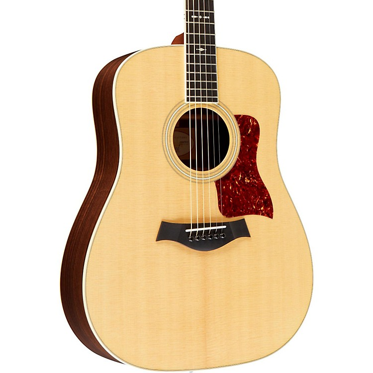 Taylor 2013 DN7 Dreadnought Acoustic Guitar Natural Aged Toner
