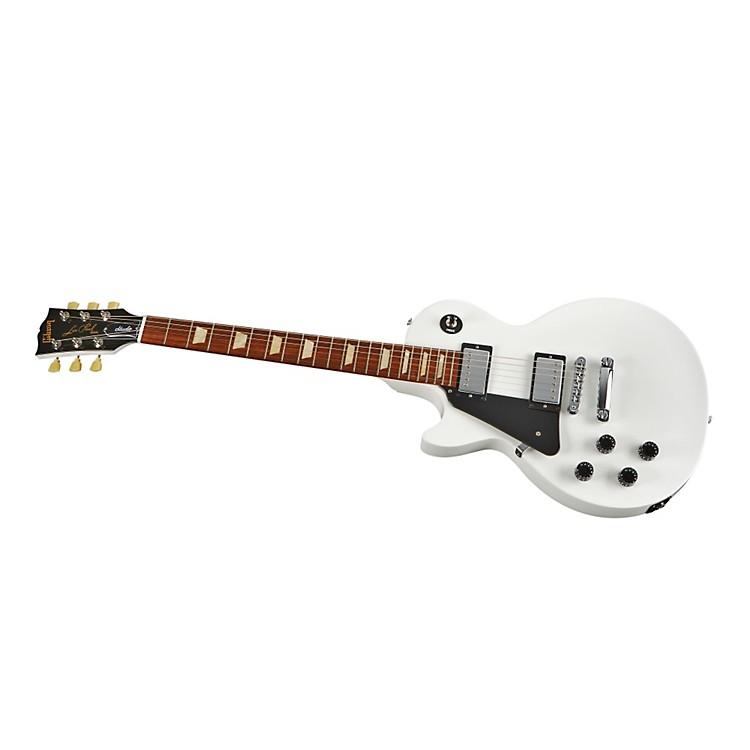Gibson2013 Les Paul Studio Left-Handed Electric GuitarAlpine WhiteChrome Hardware