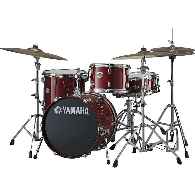 Yamaha 2013 Stage Custom 3-Piece Birch BeBop Shell Pack