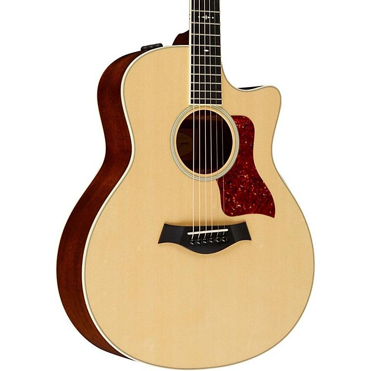 Taylor2014 500 Series 516ce Grand Symphony Acoustic-Electric GuitarMedium Brown Stain