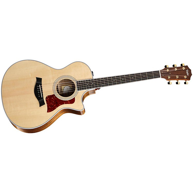 Taylor2014 Spring Limited 412ce Grand Concert Acoustic-Electric Guitar