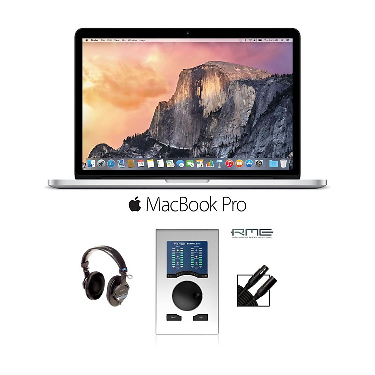 Apple 2015 MacBook Pro 15 In Retina Display 2.5GHz Quad-Core i7 16GB/512GB Bundle 2