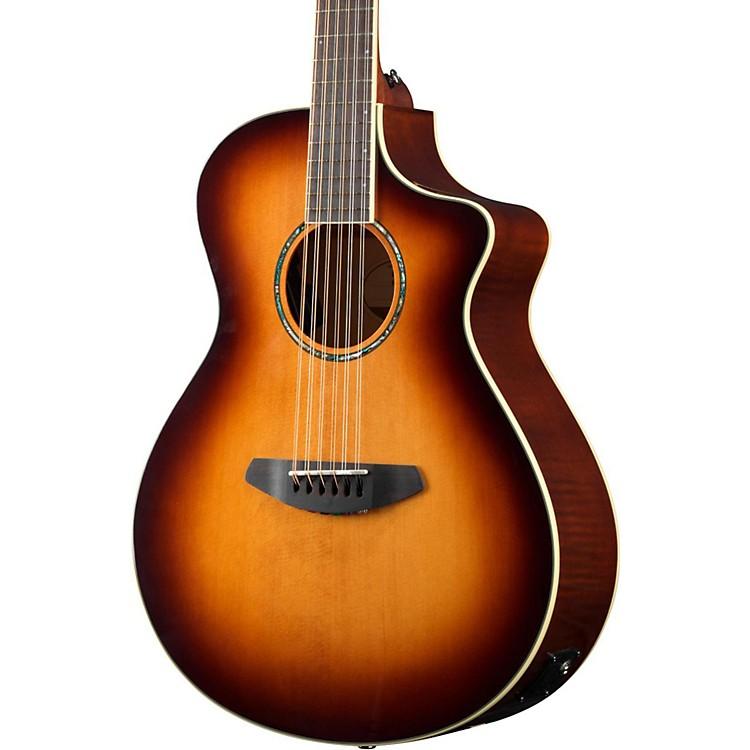 Breedlove2015 Studio 12-String Acoustic-Electric GuitarSunburst