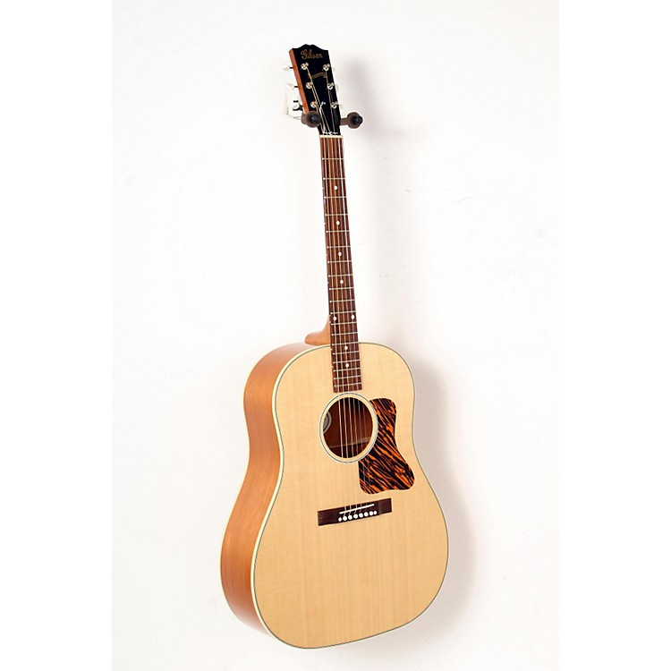 Gibson 2016 J-35 Slope Shoulder Dreadnought Acoustic-Electric Guitar Antique Natural 888365850757