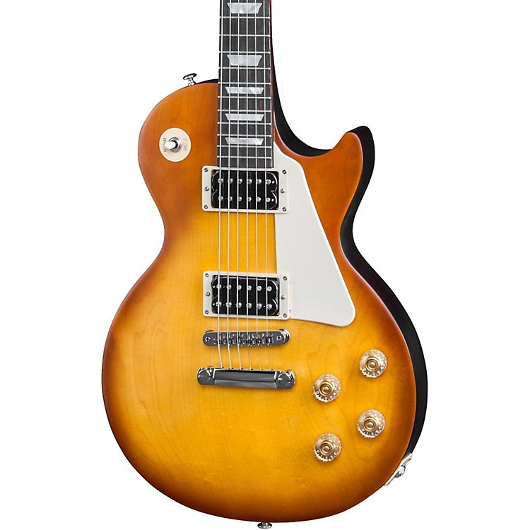 Gibson 2016 Les Paul '50s Tribute HP Electric Guitar Satin Honey Burst
