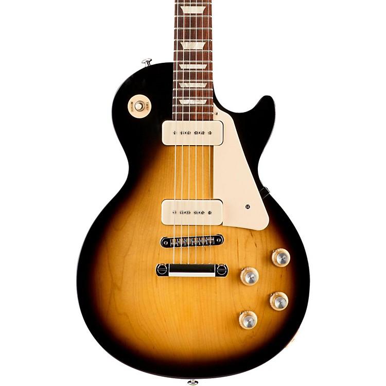 Gibson2016 Les Paul '60s Tribute T Electric GuitarSatin Vintage Sunburst