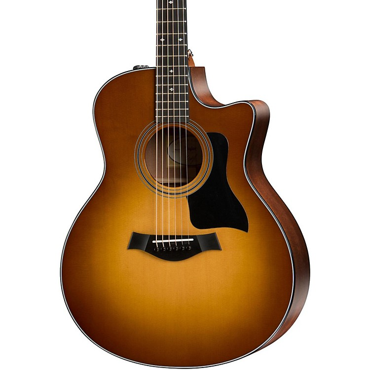 Taylor 2016 Limited 316ce-HSB Grand Symphony Acoustic-Electric Guitar Honey Sunburst