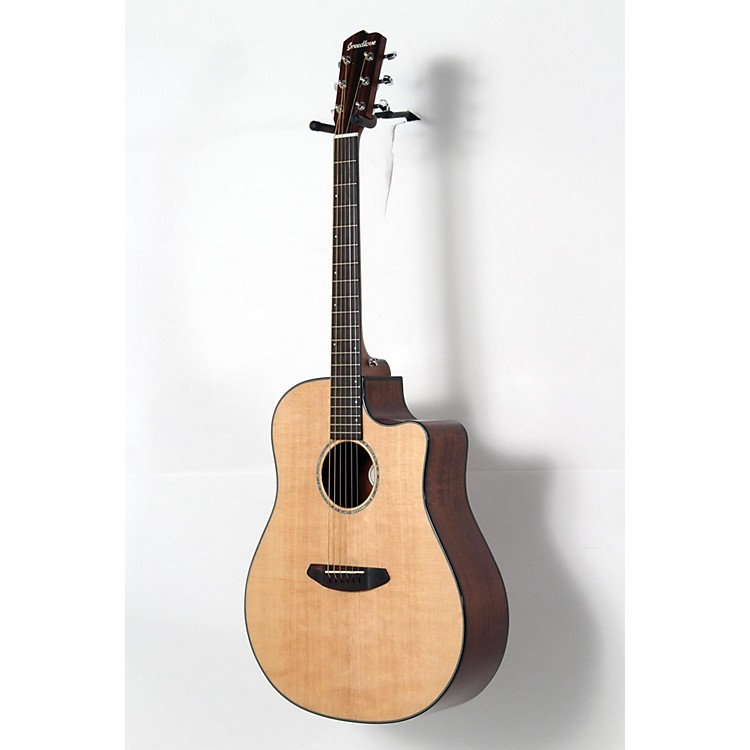 Breedlove2016 Solo Dreadnought Acoustic Electric GuitarNatural