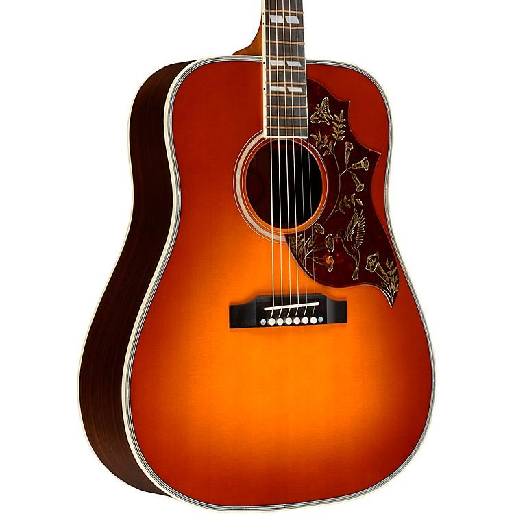 Gibson2018 Hummingbird Regal Acoustic Electric GuitarRosewood Burst