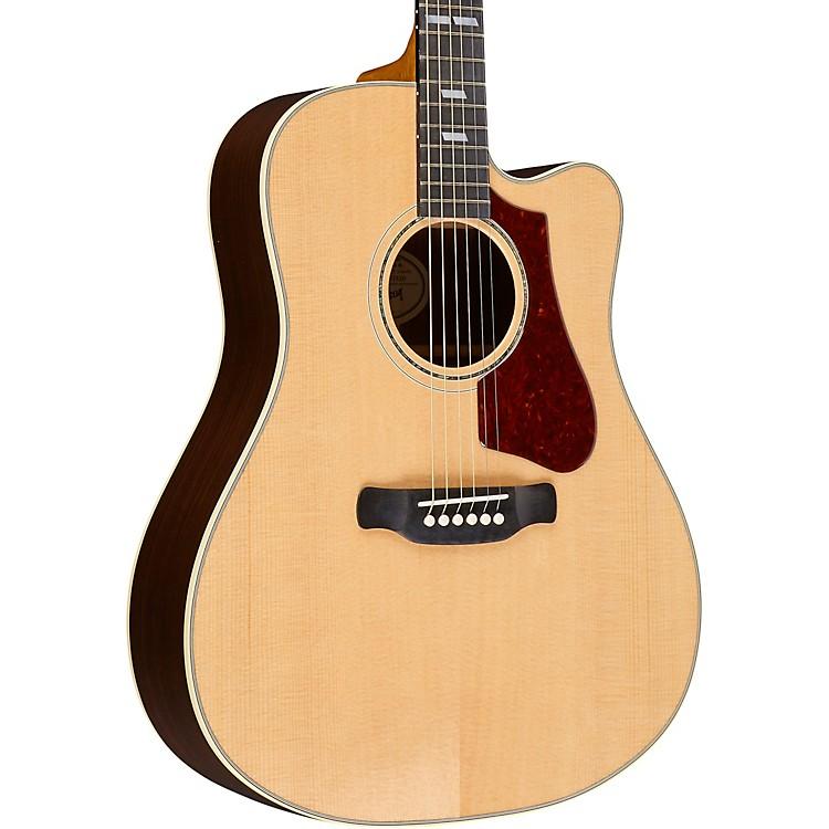 Gibson2018 Hummingbird Rosewood Avante Garde Acoustic-Electric GuitarAntique Natural