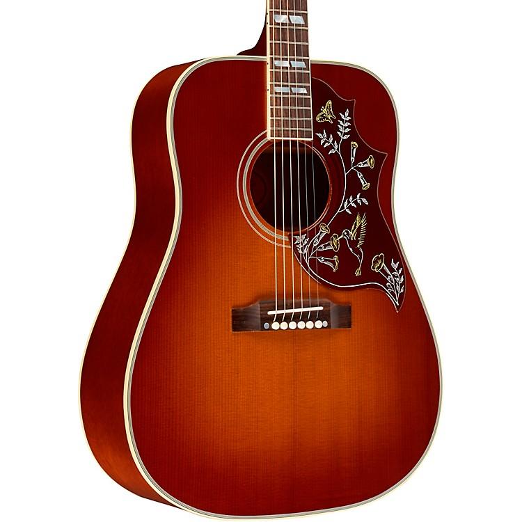 Gibson2018 Hummingbird Vintage Acoustic GuitarCherry Burst