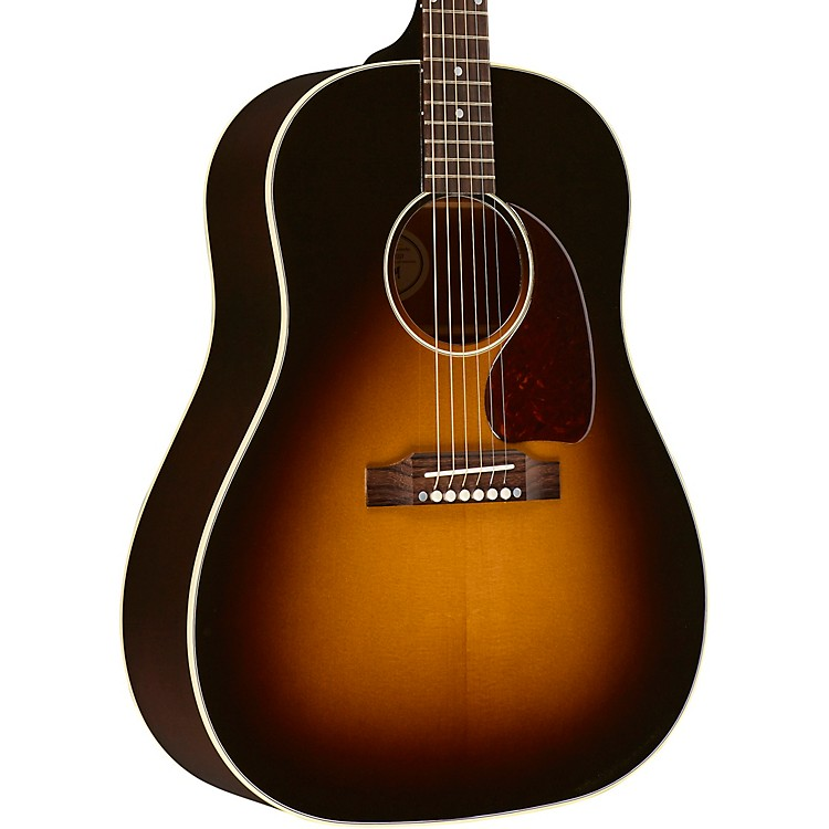 Gibson2018 J-45 Standard Acoustic-Electric GuitarVintage Sunburst