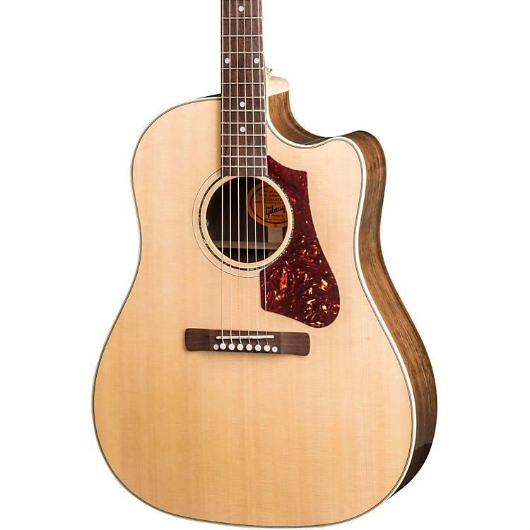Gibson 2018 J-45 Walnut AG Acoustic Electric Antique Natural