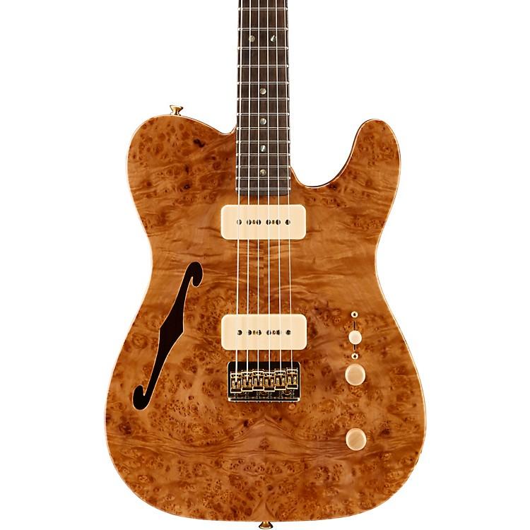 Fender Custom Shop2018 NAMM Limited Edition Prestige Thinline Telecaster Masterbuilt by Greg Fessler Electric GuitarNatural