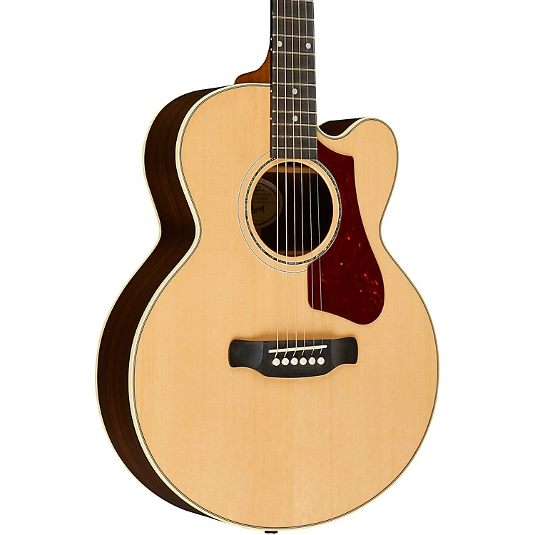 Gibson 2018 Parlor Rosewood Acoustic-Electric Guitar Antique Natural