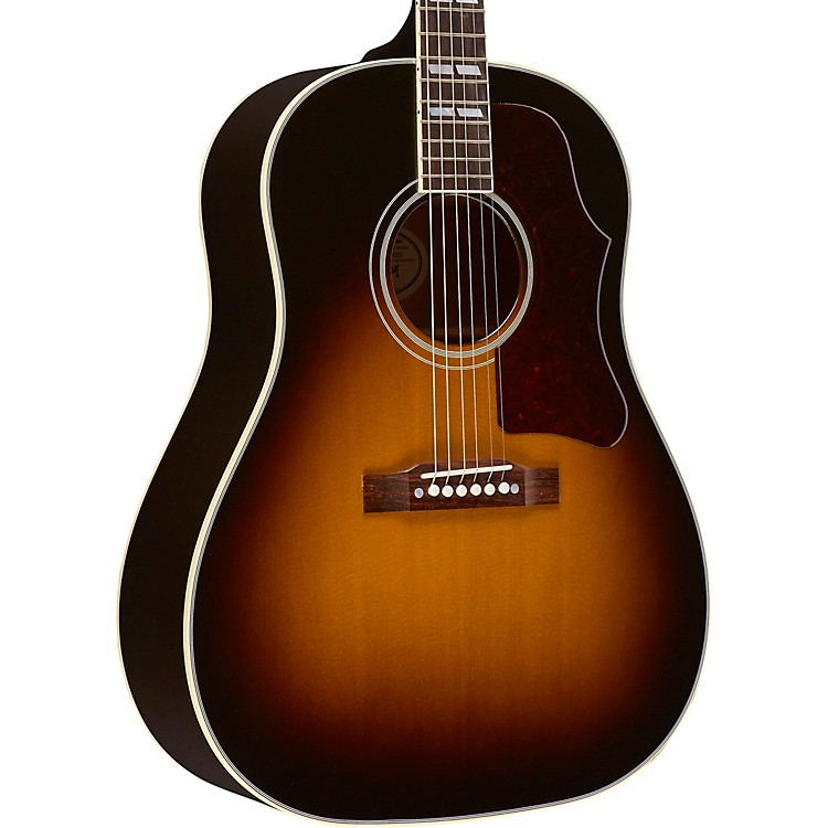 Gibson2018 Southern Jumbo Acoustic-Electric GuitarVintage Sunburst