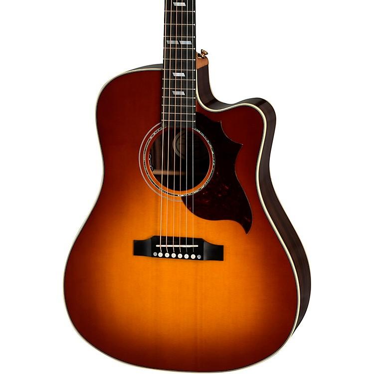 Gibson2019 Hummingbird Avant Garde Rosewood Acoustic-Electric GuitarRosewood Burst