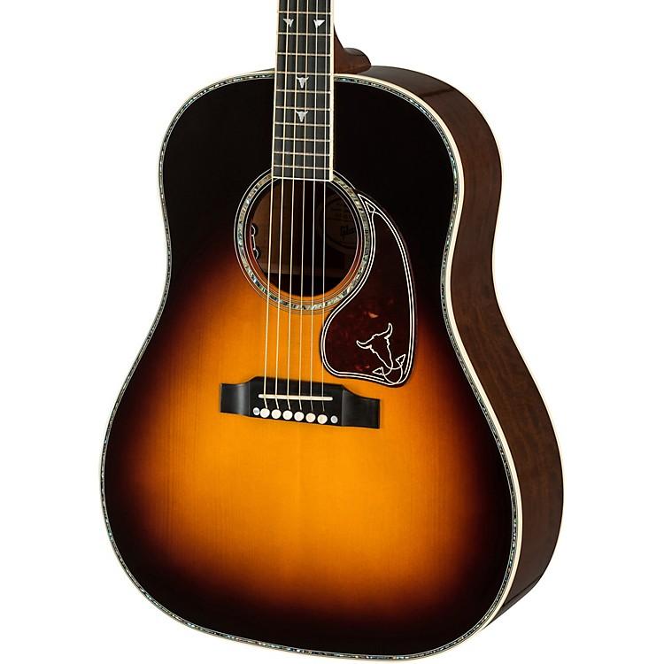 Gibson2019 J-45 Montana Custom 30th Anniversary Acoustic-Electric GuitarSunset Burst