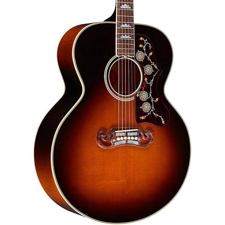 Gibson2019 SJ-200 Vintage Acoustic GuitarVintage Sunburst