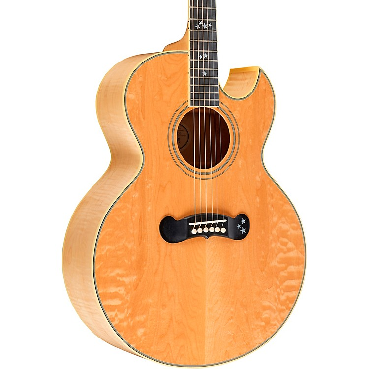 acoustic guitar giveaway 2019 gibson 2019 starburst 30th anniversary acoustic electric 3081