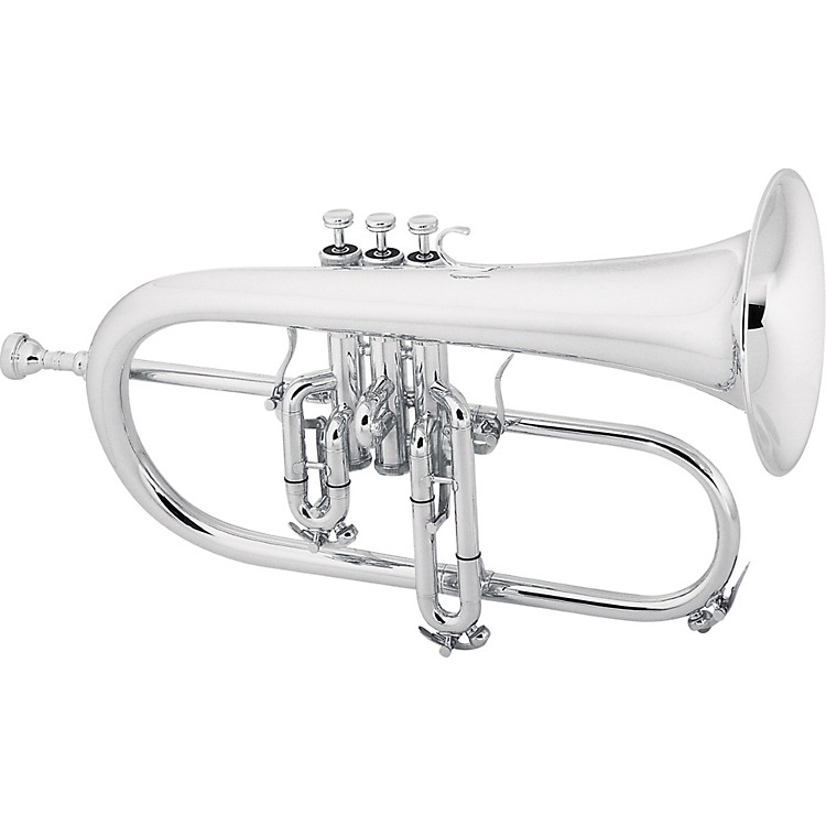 King 2020 Legend Series Bb Flugelhorn 2020SP Silver