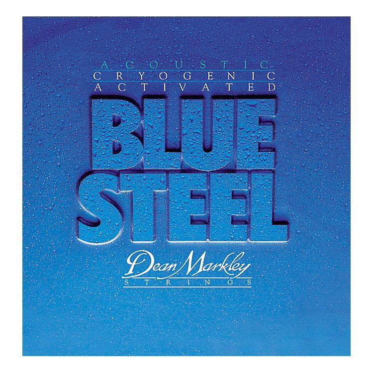 Dean Markley2036 Blue Steel Cryogenic Medium Light Acoustic Guitar Strings
