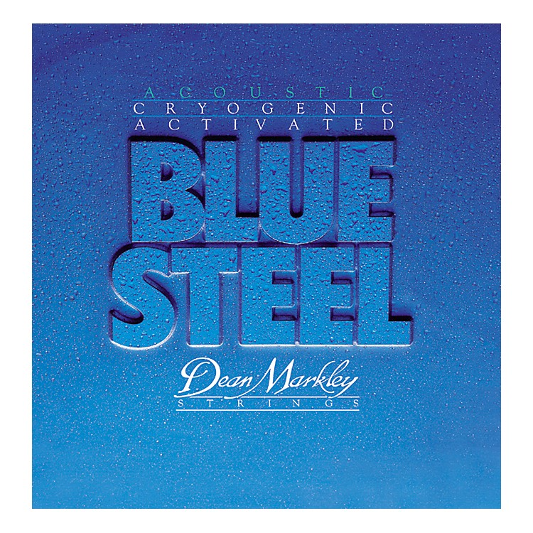 Dean Markley2037 TMD Blue Steel Cryogenic Acoustic Guitar Strings