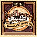 Ernie Ball 2063 Earthwood 80/20 Bronze 5-String Banjo Bluegrass Strings   thumbnail
