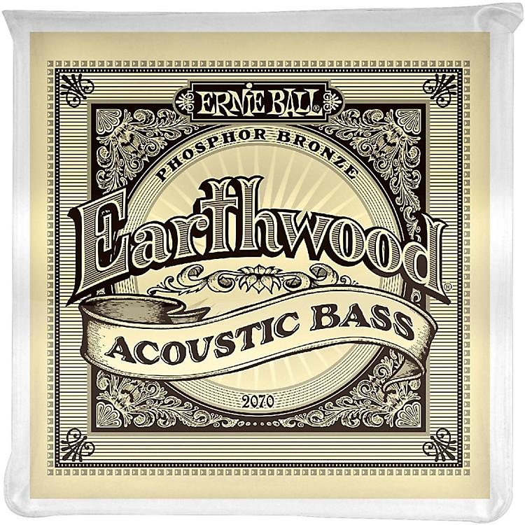 Ernie Ball2070 Earthwood Acoustic Bass Strings