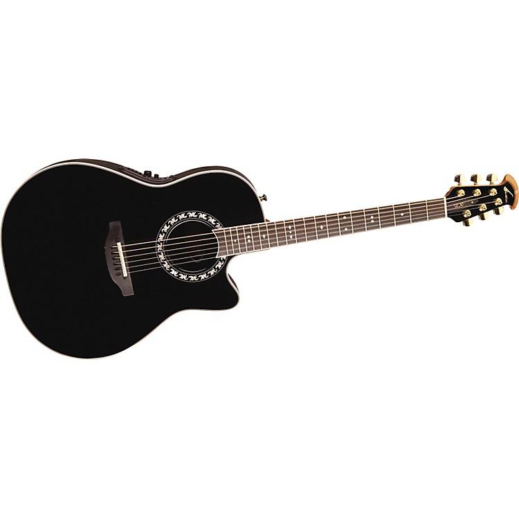 ovation 2077lx legend contour bowl acoustic electric guitar music123. Black Bedroom Furniture Sets. Home Design Ideas
