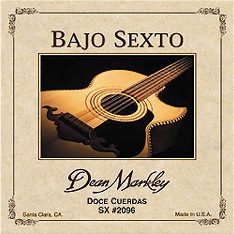 Dean Markley2096 Bajo Sexto SX 12-String Acoustic Guitar Strings