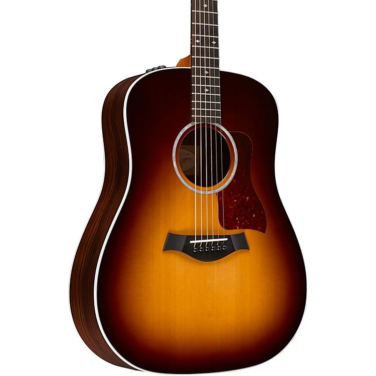 Taylor210e Deluxe Dreadnought Acoustic-Electric GuitarTobacco Sunburst