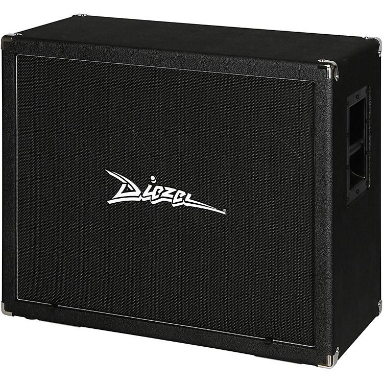 Diezel212FK 200W 2x12 Front-Loaded Guitar Speaker CabinetBlack