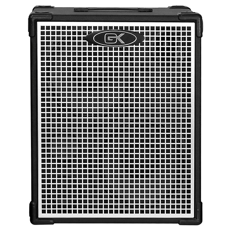 Gallien-Krueger212MBE 600W 2x12 Ultra Light Bass Speaker Cabinet with Horn8 Ohm